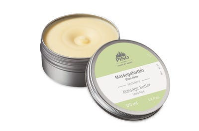 Massagebutter Shea Aloe von Natural Spa Therapy