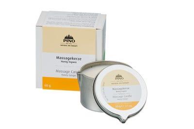 Massagekaars Honing Gember