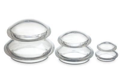 Faszien Cups Set klein, mittel und groß