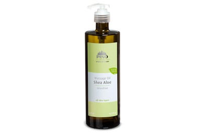 Massageöl Shea Aloe 500 ml