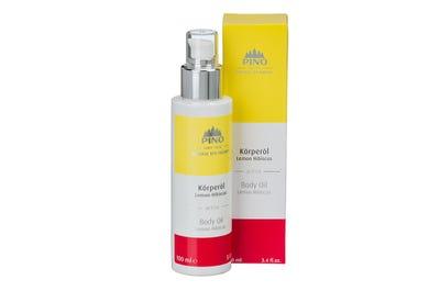 Körperöl Lemon Hibiscus von Natural Spa Therapy