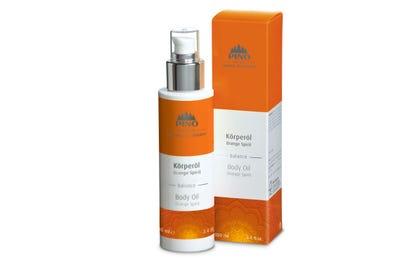 Körperöl Orange Spirit von Natural Spa Therapy