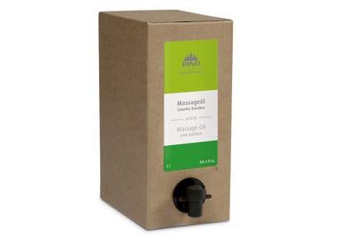 Massageöl Limette Bambus 3 Liter