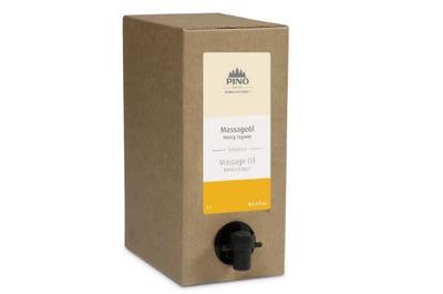Massageolie Honing Gember 3 liter