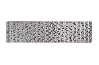 PINOFIT Fußreflexzonenmatte in silver-grey