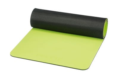 PINOFIT® Gymnastiekmat lime/black