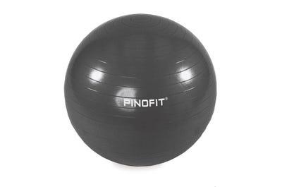 PINOFIT Gymnastikball antiburst dark grey