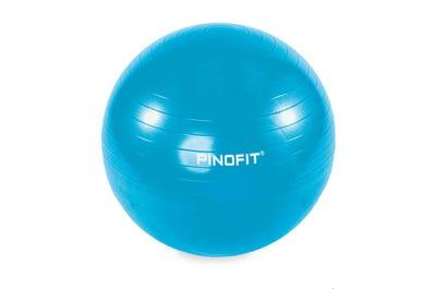 PINOFIT Gymnastikball antiburst azure