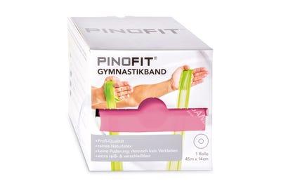 PINOFIT Gymnastikband pink