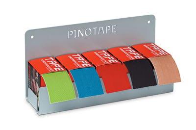 Rollenhalter für 5 Rollen PINOTAPE Kinesiologie Tape
