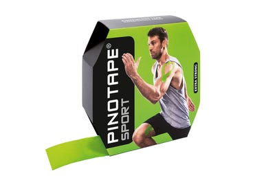 PINOTAPE Kinesiology Tape Sport lime 31 m