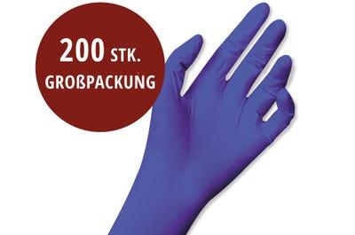 Einweg-Handschuhe Größe S, blau, 200 Stück
