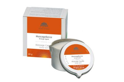 Massagekaars Orange Spirit