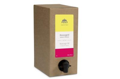 Massageöl Lemon Hibiscus 3 Liter von PINO