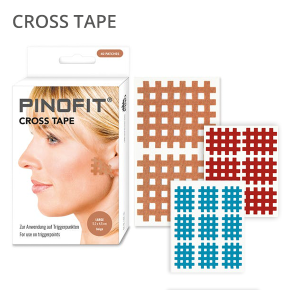 PINOFIT Cross Tape