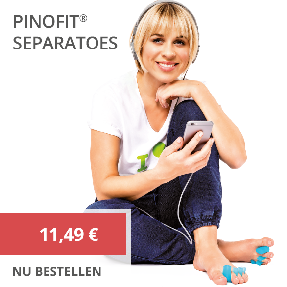 PINOFIT Separatoes small light blue