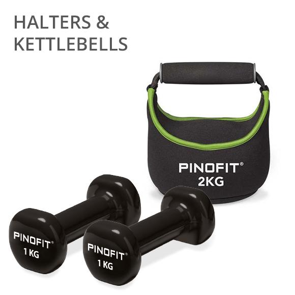 Halters & Kettlebells