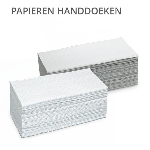 Papieren handdoeken