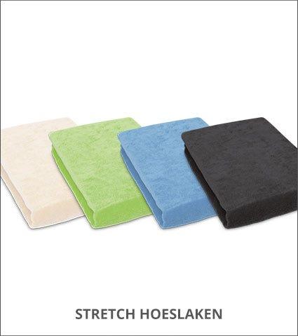 Stretch hoeslaken